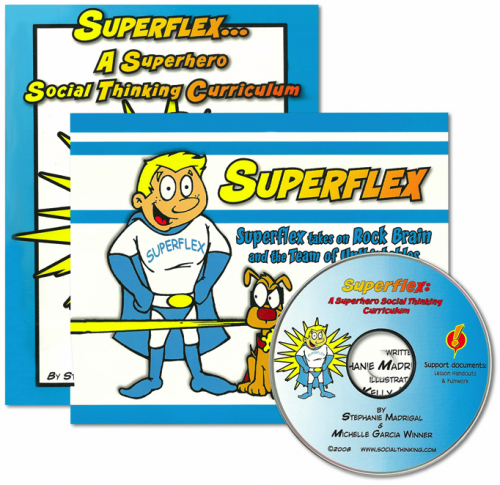 Superflex A Superhero Social Thinking Curriculum Package