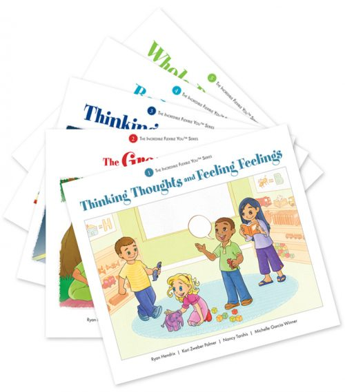 The Incredible Flexible You™ 5 Storybooks, Volume 1